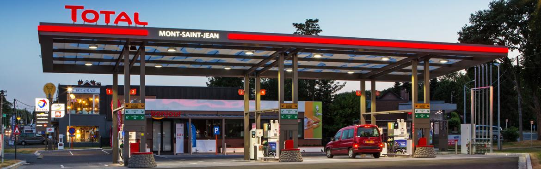 Comment Me Rendre En Station Service Total En Belgique Nos Offres En Belgique