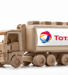 Total Camion mazout Ultra