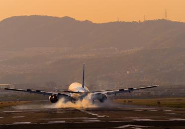 Bitume et aviation