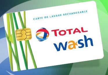 Carte Total Wash