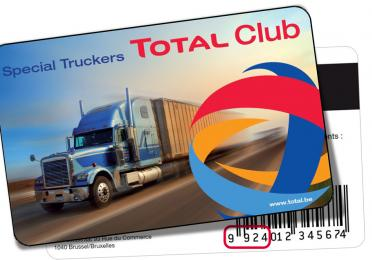 Total card 9924