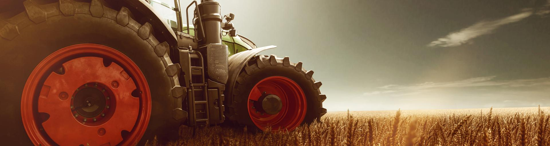 ToalEnergies tracteur agricole