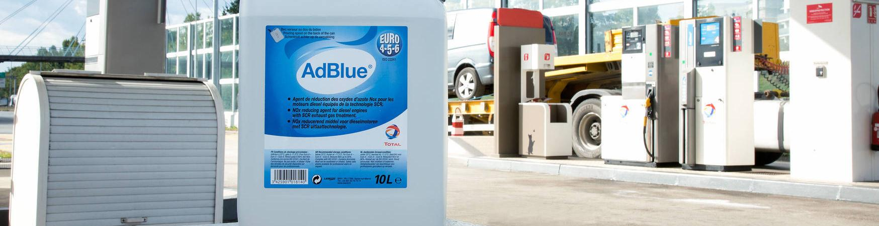 TotalEnergies Ad Blue